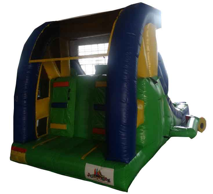 Inflatable Water Slide Safety Rules: Water Slide -Jump-10